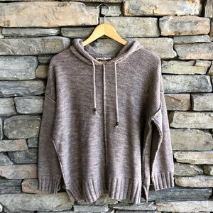 Love Stitch Sweaters - Love Stitch Oversized Hoodie Sweater